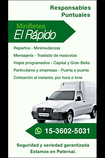 Flyer para Whatsapp.