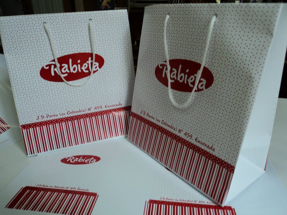 Rabieta - Design of bags for children\'s clothing house.