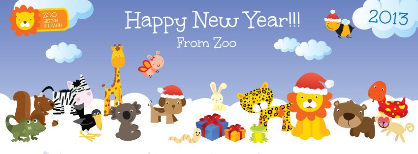 Zoo Listen & Learn is an app for mobile (IOS and Android) for kids. Facebook flyer.