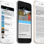 Lectoramas is a mobile application that summarizes audio books of an academic nature.